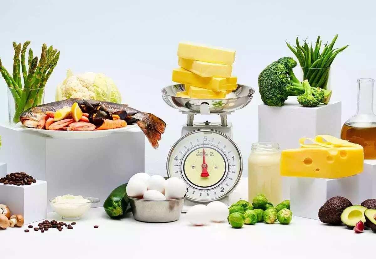 Nigerian keto diet food