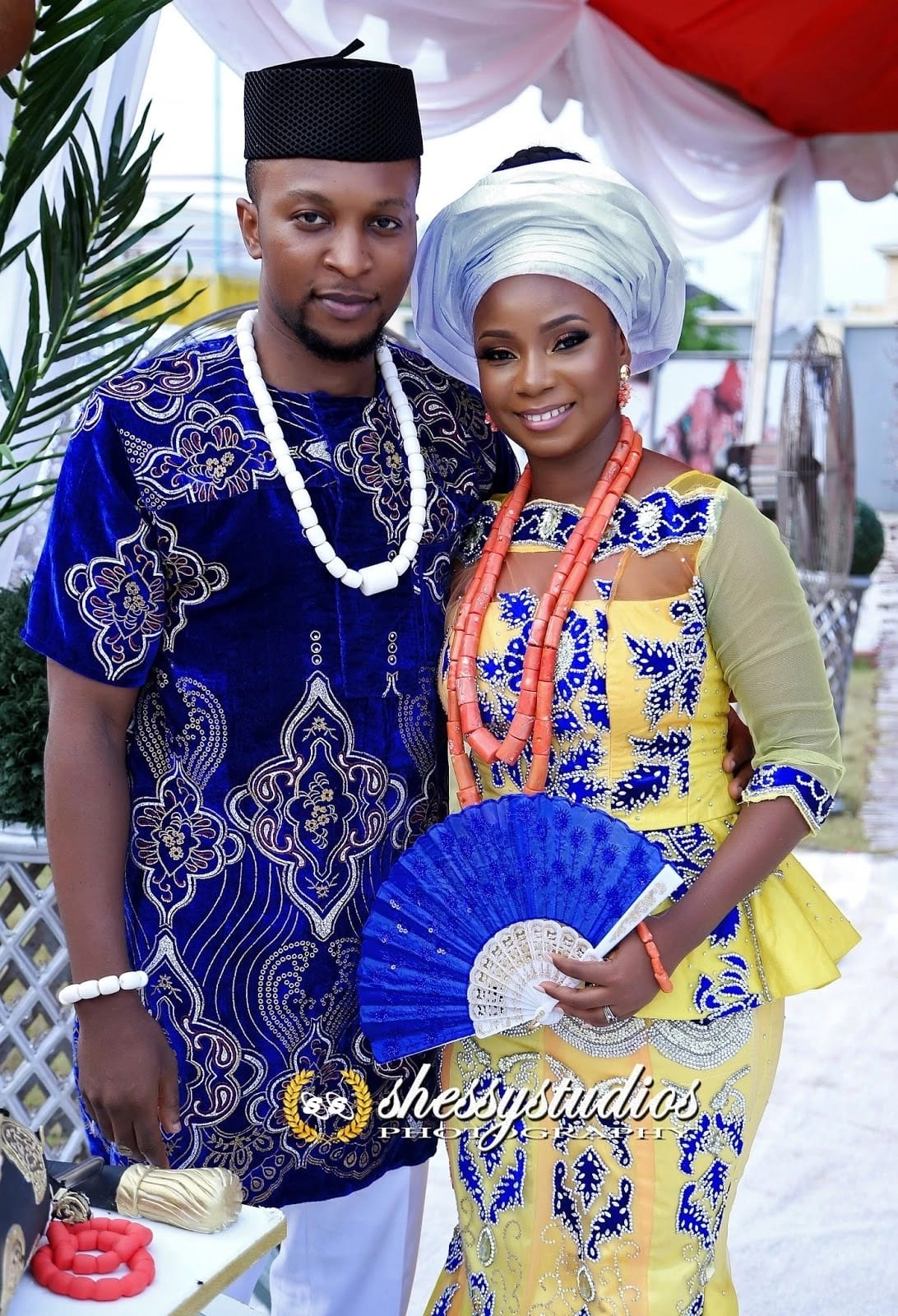 Chimebuka and husband