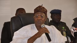 Lai Mohammed hails Buhari over success of Anambra poll