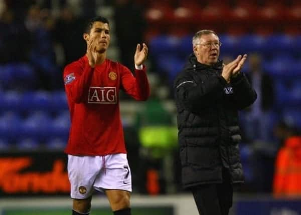 Ferguson's predictions about Ronaldo in 2008 never saw the light of the day