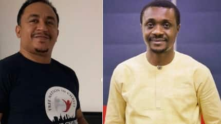Christianity practiced today is more than 99% lies - Daddy Freeze slams Nathaniel Bassey
