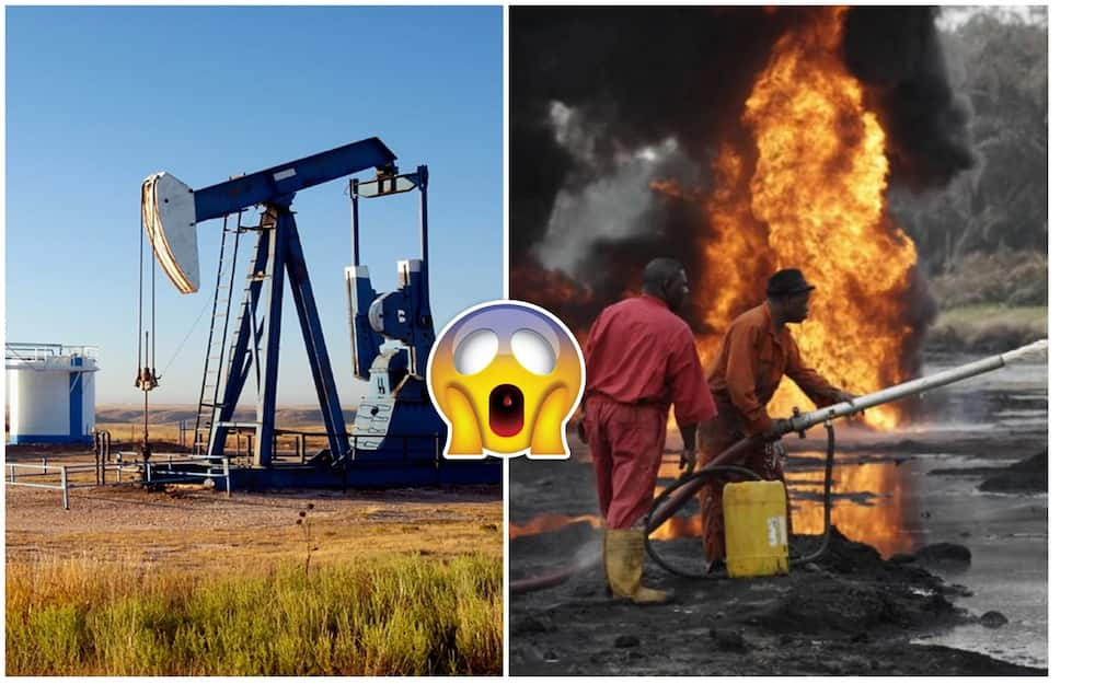 Positive and negative contribution of petroleum to Nigerian