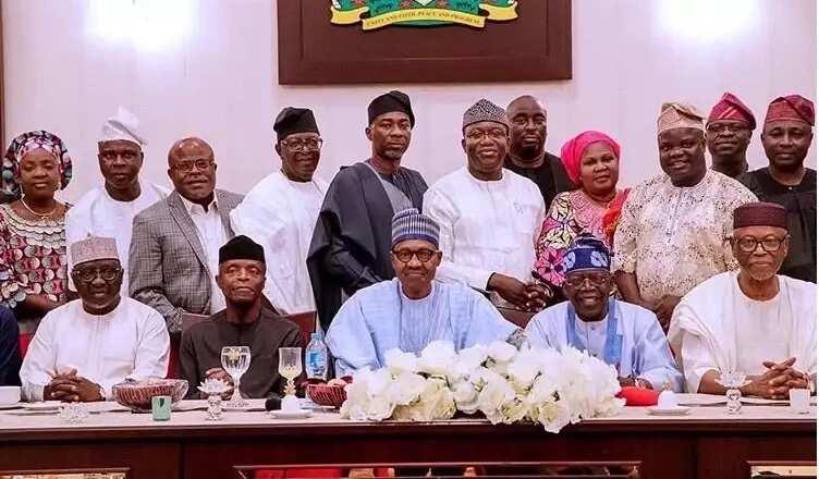 Zaben jihar Ekiti: Abinda shugaba Buhari ya fadawa jiga-jigan APC na kudu maso yamma