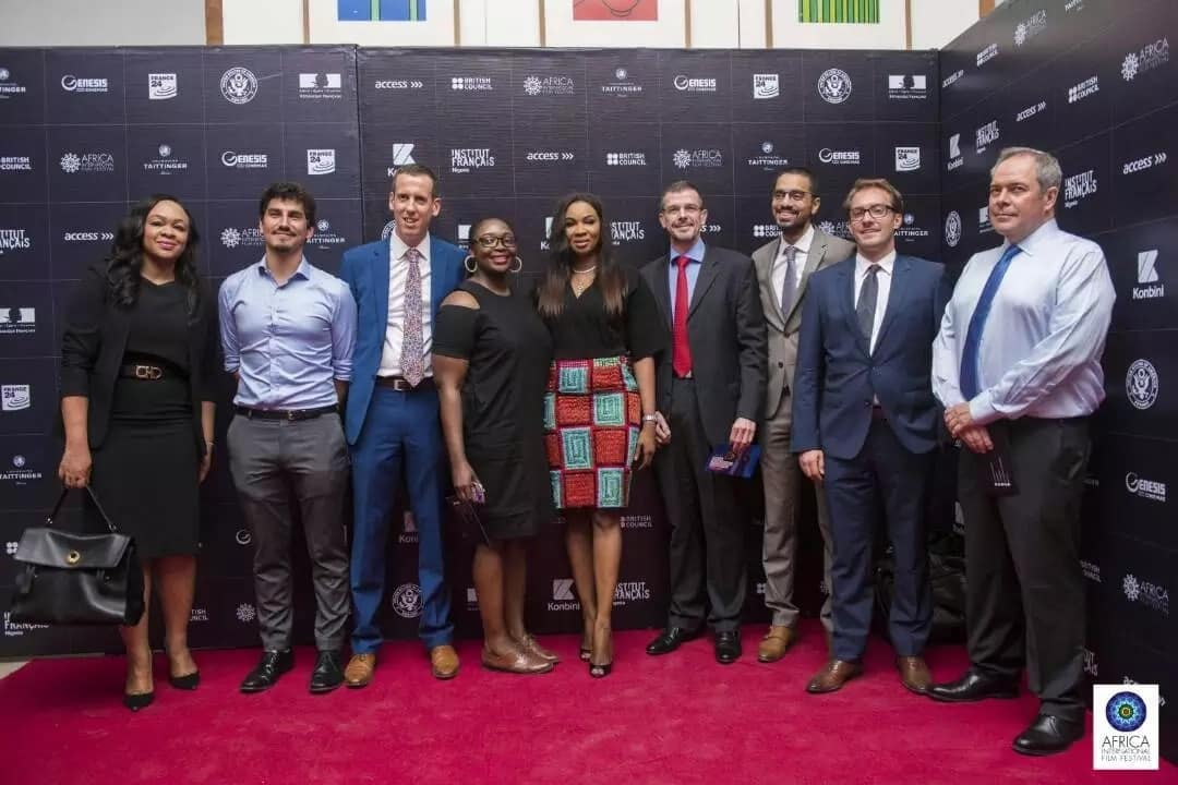 AFRIFF 2017 announces festival activities... As French Embassy, British Council launch exchange programmes