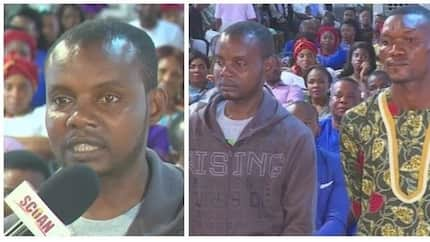 Nigerian man gets deported from Libya only to find out wife remarried his best friend, his only son died