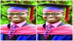 Meet Olugbenga Alabi, the first OOU graduate with 7 distinctions in Medicine (photos)