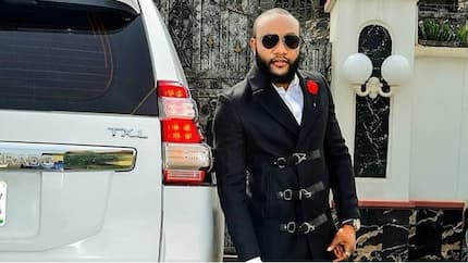 I came from the ghetto, give me some accolades! Kcee responds to PMB's speech