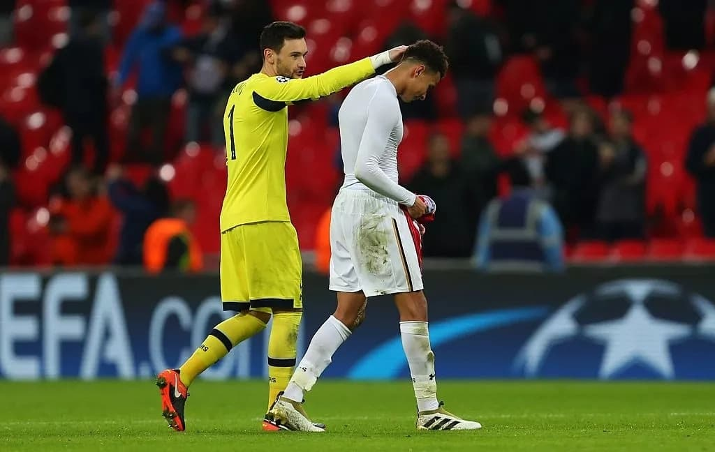 Dele Alli and Hugo Lloris out as Tottenham tackle Liverpool on Saturday