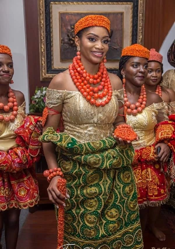 Xerona Duke and DJ Caise traditional wedding