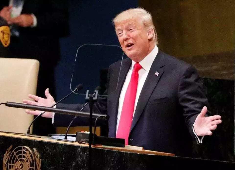 Shugaba Trump yayi kaca-kaca da Iran da China a wajen taron Majalisar Dinkin Duniya