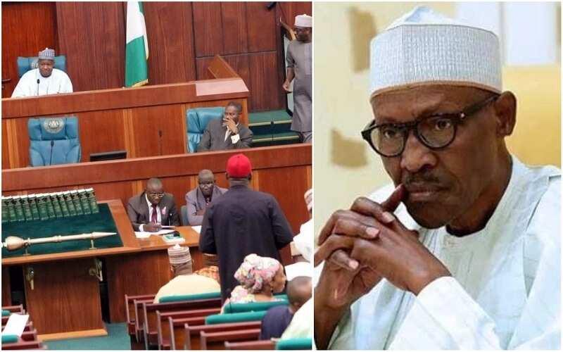 Majalisar wakilai ta ki amince shugaba Buhari ya rabawa talakawa kudaden Abacha