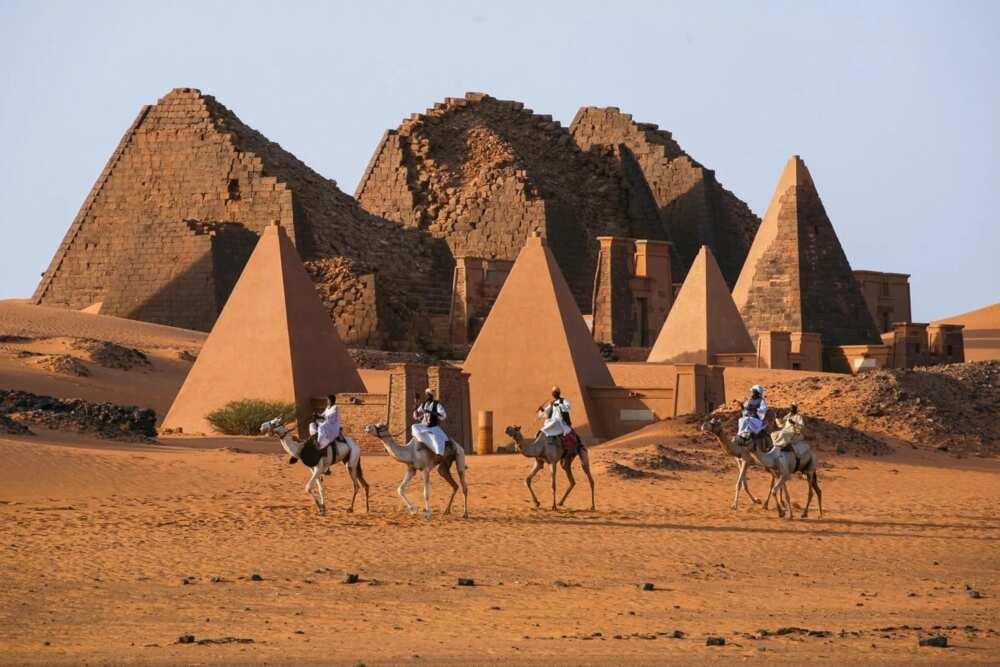 Sudan deserts