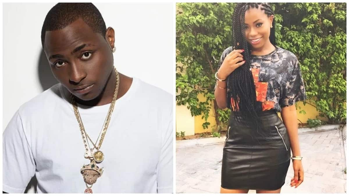 Sophie Momodu and Davido