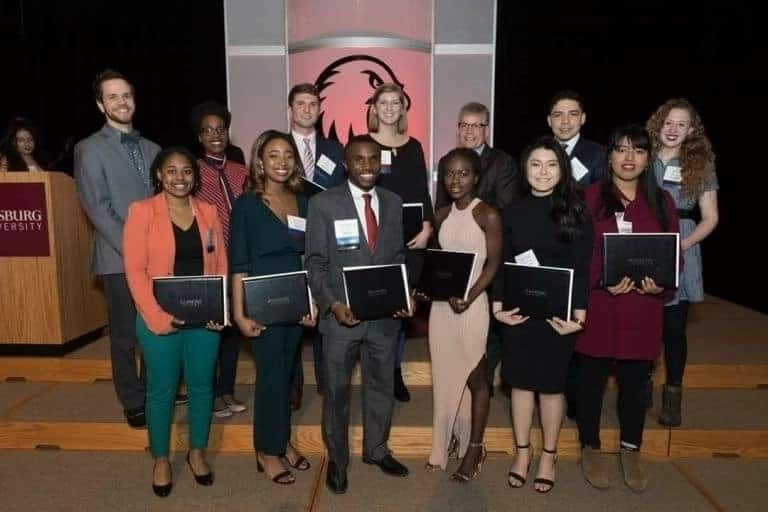 16-year old Nigerian student emerges leader of the year in US University (photos)
