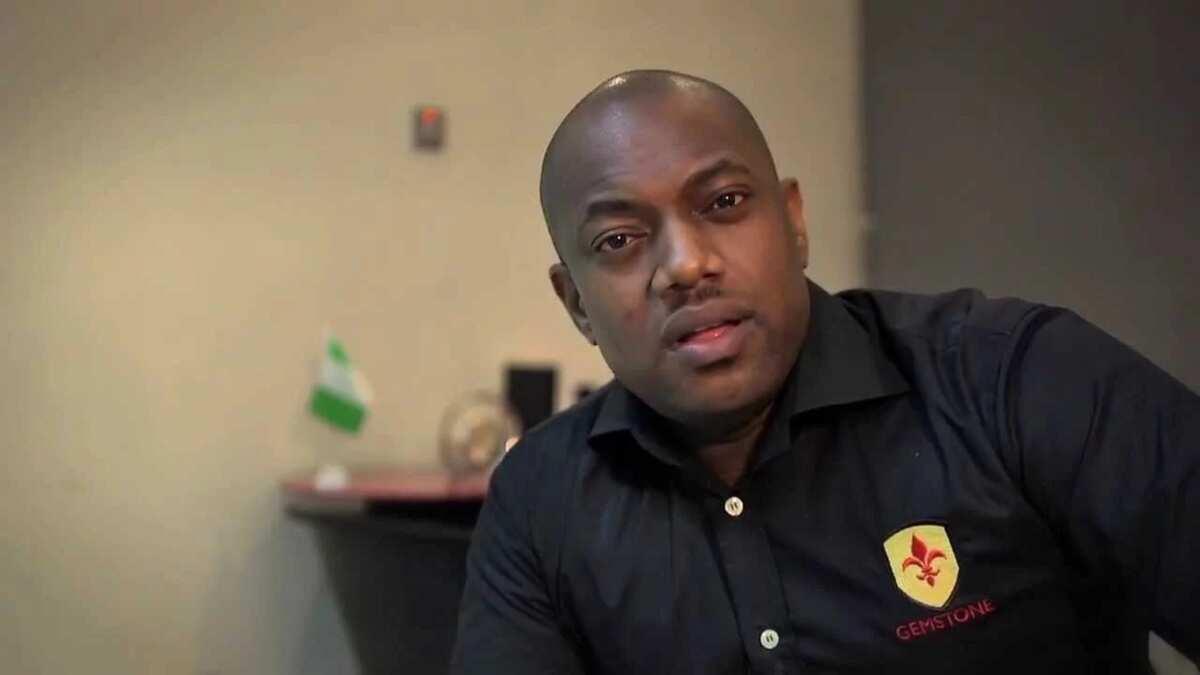 Fela Durotoye, a Gemstone creator