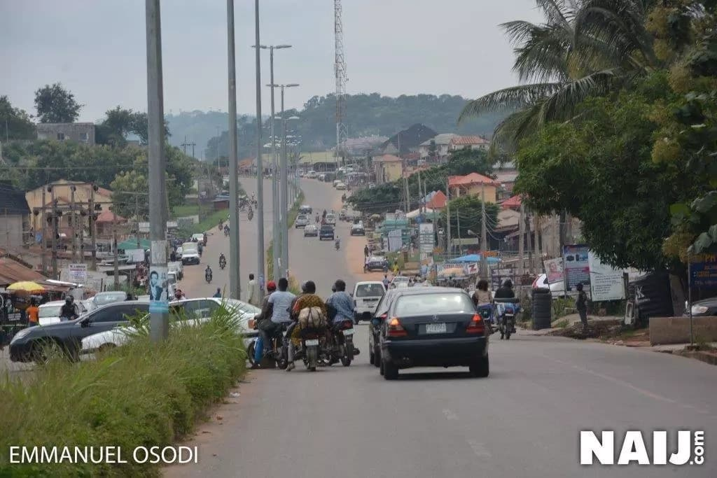 No election fever in Ekiti capital as residents go about daily duties