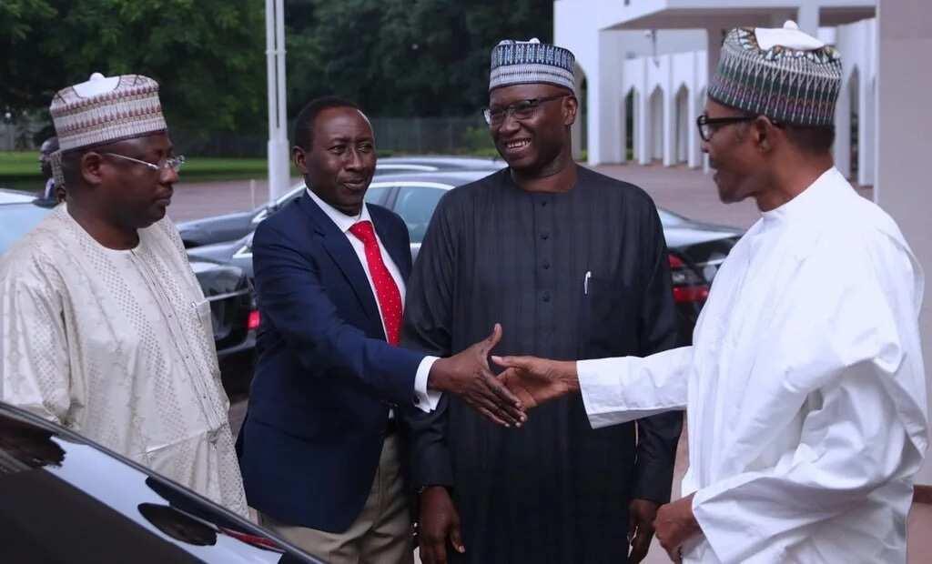 Bikin Babbar Sallah: Buhari ya bar Abuja zuwa Daura