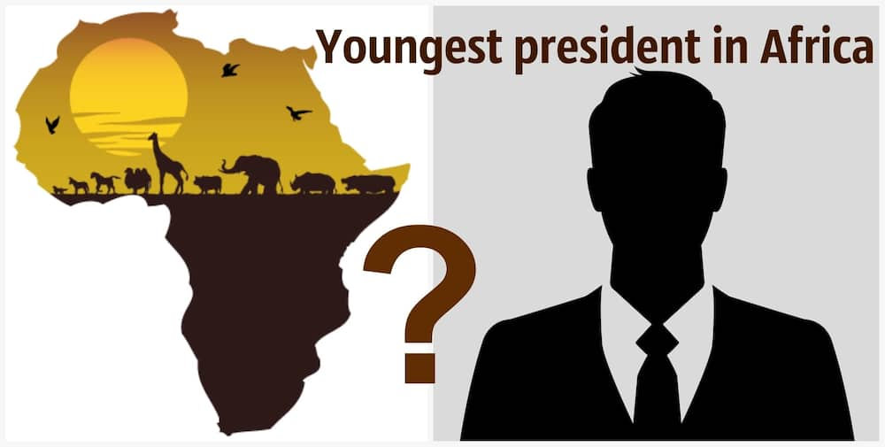 Image result for who is the youngest president in aFRICA LEGIT