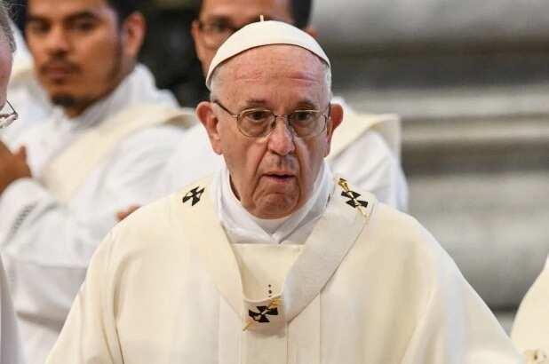 Paparoma ya yi tir da kisan gillar da ake yiwa mutanen Gaza