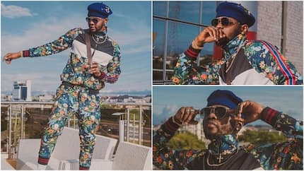 Kizz Daniel sweeps ladies off their feet with new swagful photos