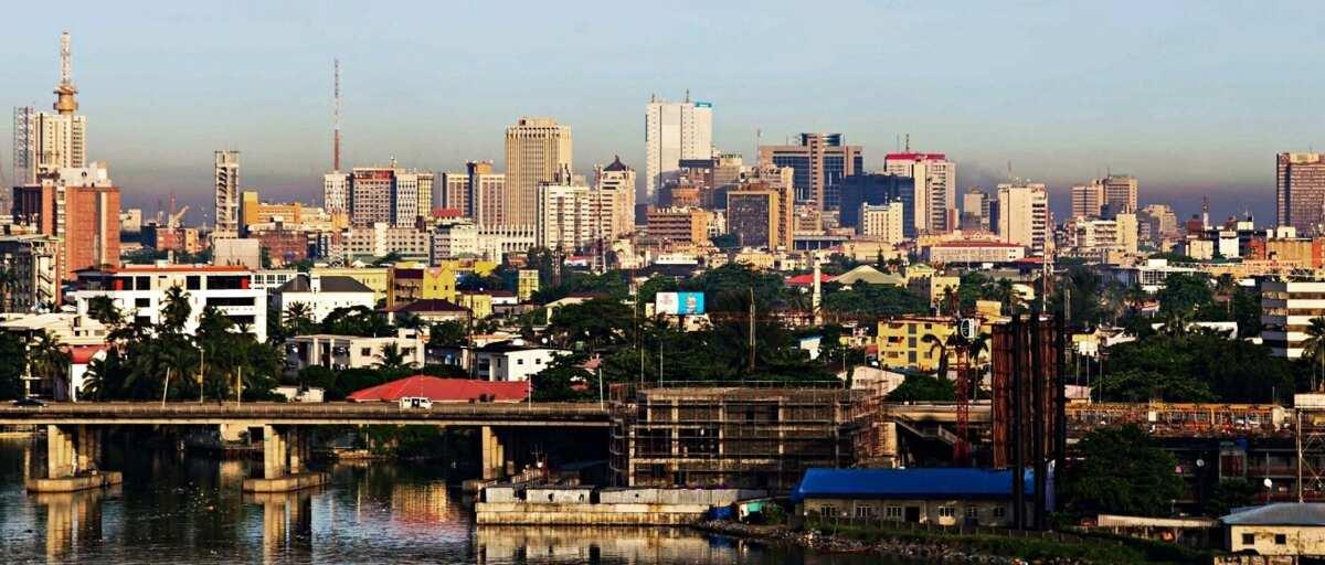 Ex-capital of Nigeria