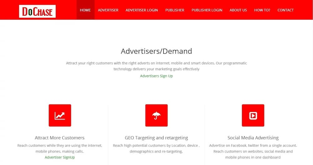 Dochase disrupts advertising landscape with new technology