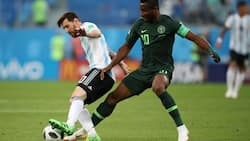 Nigerians react as Mikel reveals his father was abducted 4 hours before Super Eagles game against Argentina