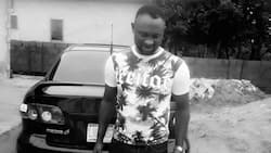 Top actor survives ghastly motor accident, shares photos online