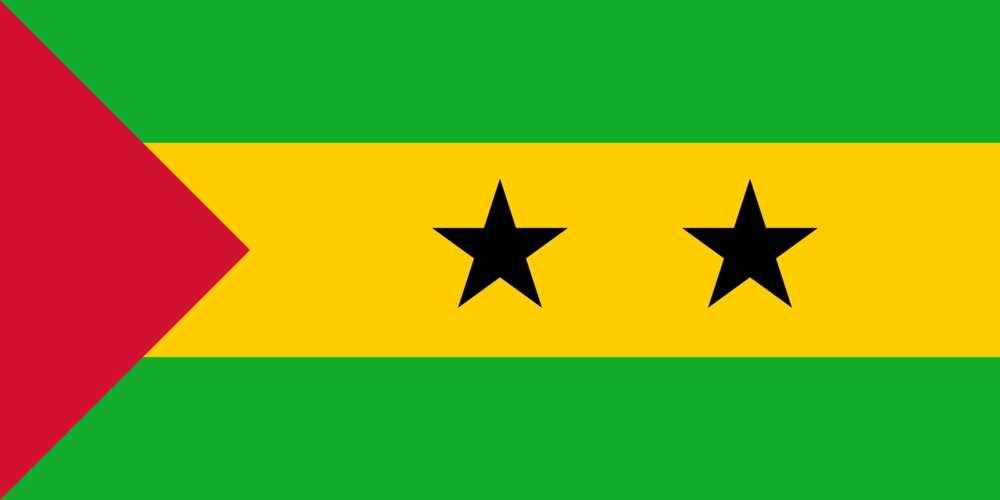 Flag of São Tomé and Príncipe