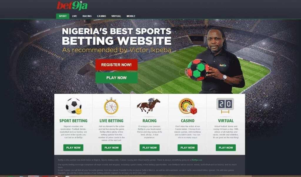 Bet9ja: Virtual Football Secret in 2018-2019 ▷ Legit ng