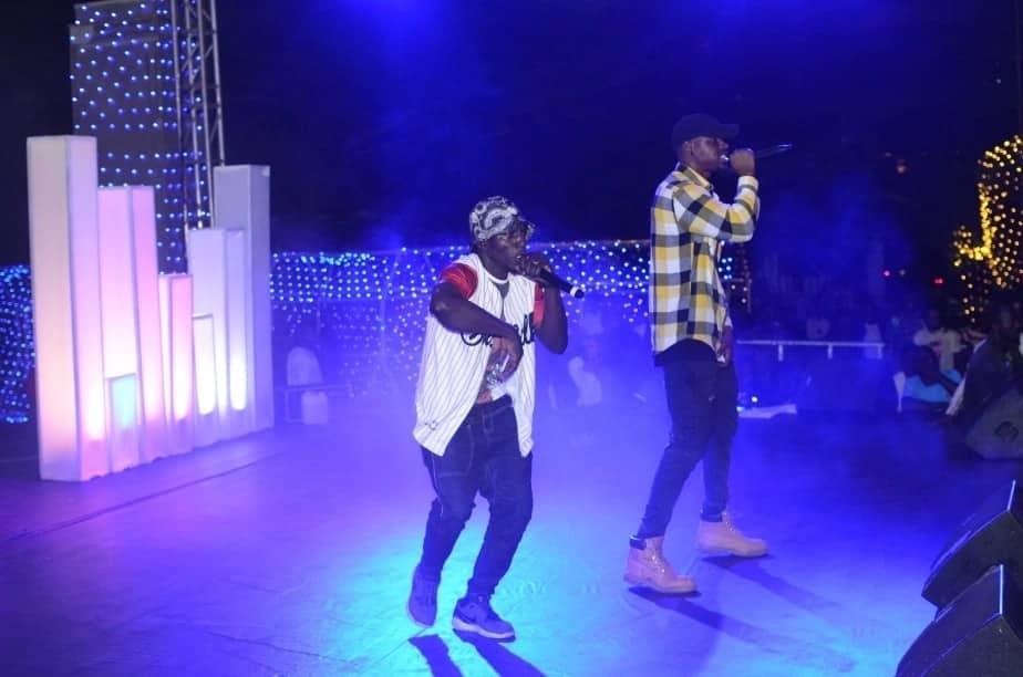TECNO Spark party 2 brings Slimcase, Solidstar, DJ Consequence and Dotun under 'One Roof'