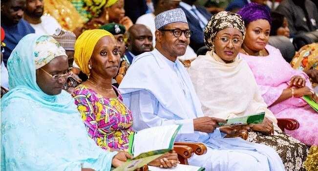 Shugaba Buhari ya zaburar da mata kan shiga a dama da su a siyasa