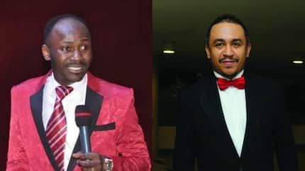 Apostle Johnson Suleman shares his thoughts on Daddy Freeze, reveals he still wants to love him