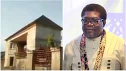 Man accuses Imo state deputy governor of lavish lifestyle, releases video of his alleged house sitting on 39 acres of land