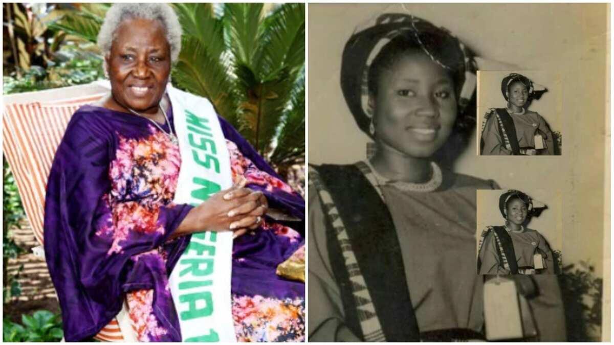 first Miss Nigeria