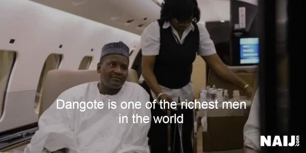 Photos: 15 Nigerian men who own private jets ▷ Legit ng