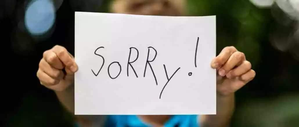 Apology sms to your girlfriend