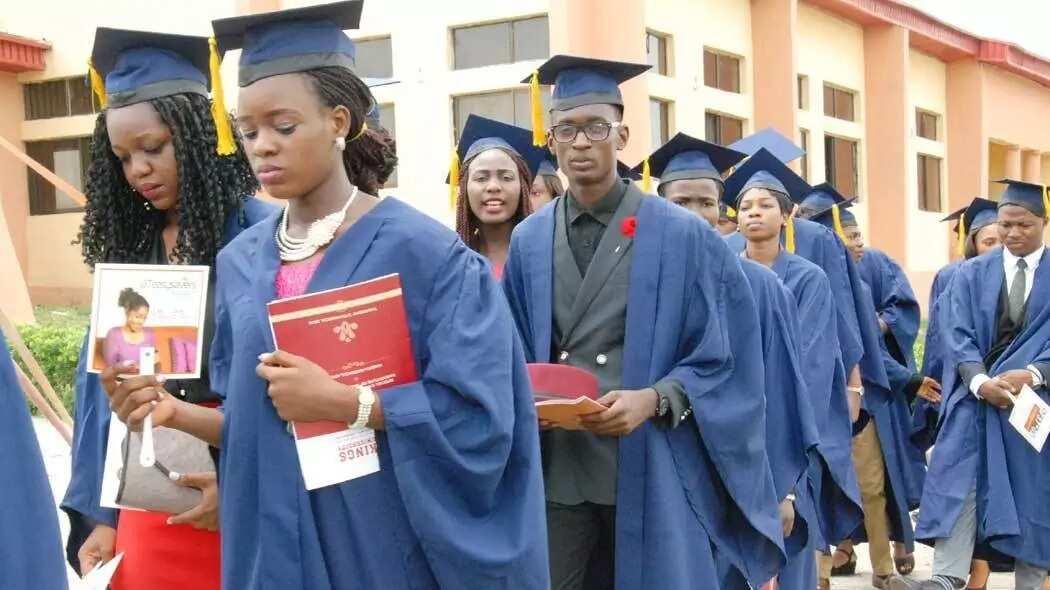 University of Calabar B.Sc.programmes in 2018