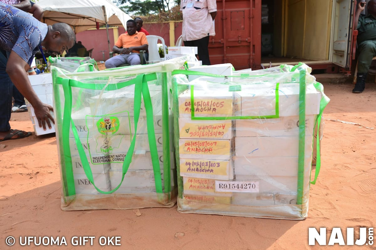 Anambra state 2017 governorship election photos