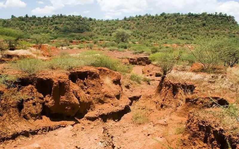 4 main causes of erosion