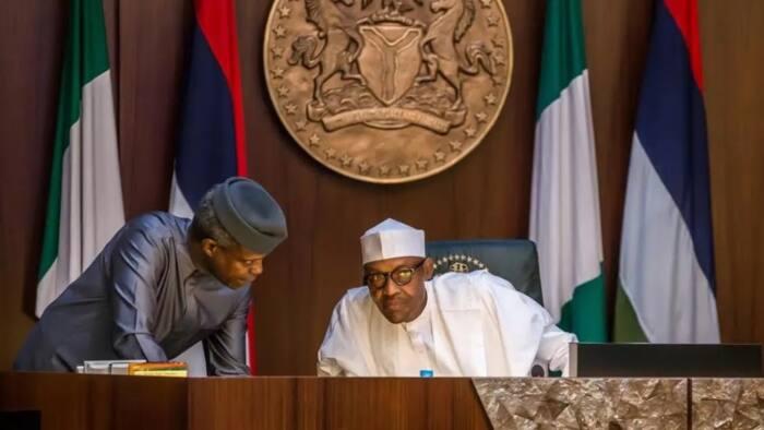 Wani 'Dan wasan kwaikwayo ya daura damarar tika Buhari da kasa a 2019