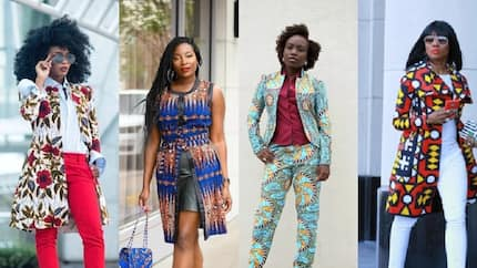 Bright and trendy ankara jackets for every occasion