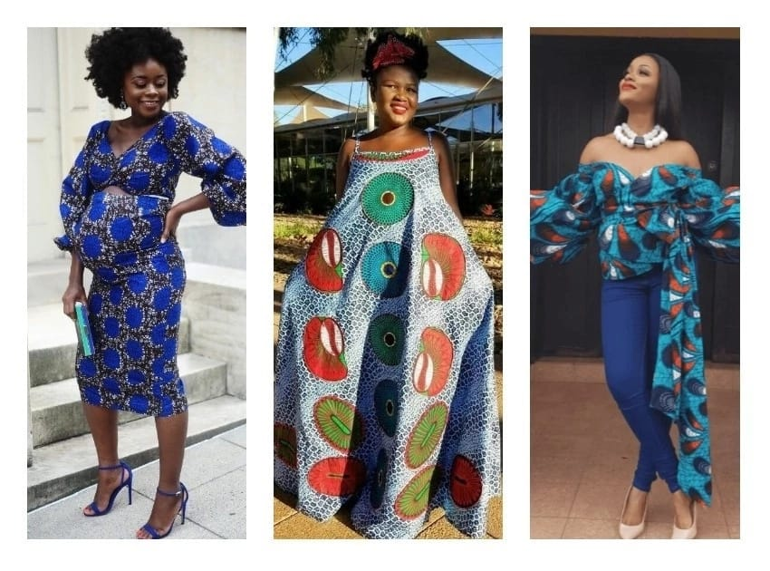 d5ac67b924ca7 Latest Ankara styles for pregnant mothers ▷ Legit.ng