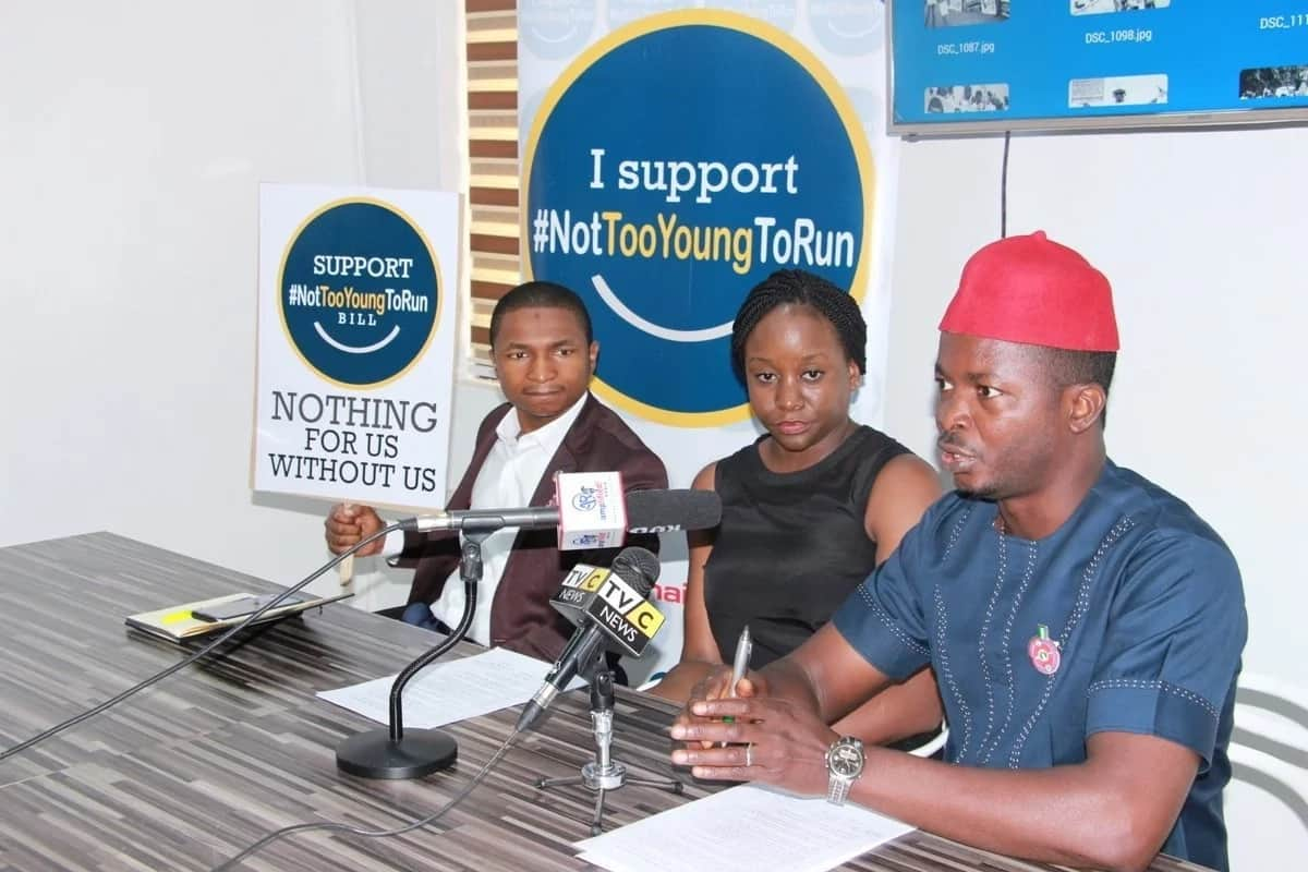 NotTooYoungToRun Town Hall meeting set to hold in Abuja