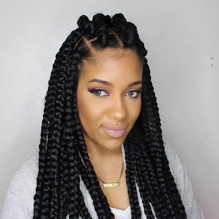 Different types of African braids and twists ▷ Legit.ng