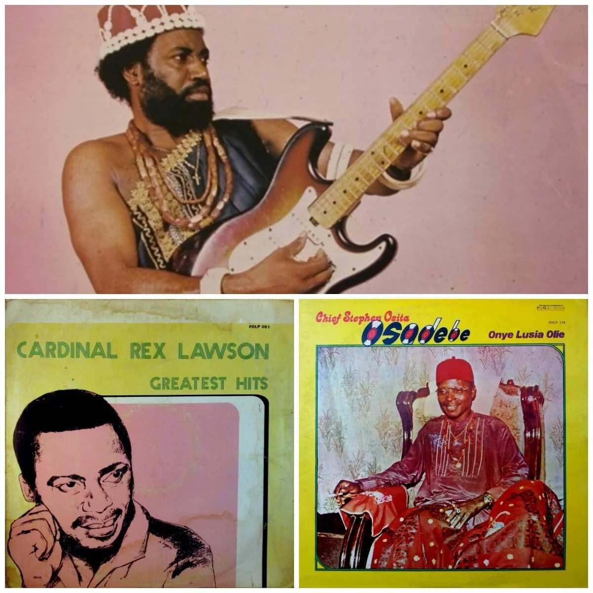 Igbo musicians