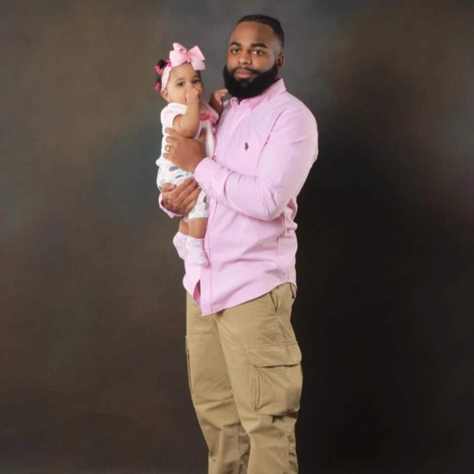 Man prays for wife, daughter after finding out he is not the biological father
