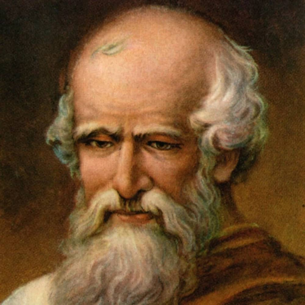 Who is the father of mathematics: Archimedes