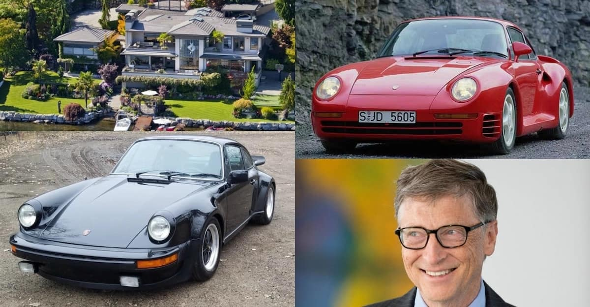 Bill Gates House And Cars Legit Ng