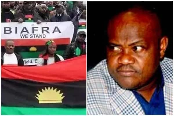 JUST IN: IPOB declares Port Harcourt as the official base for Biafra